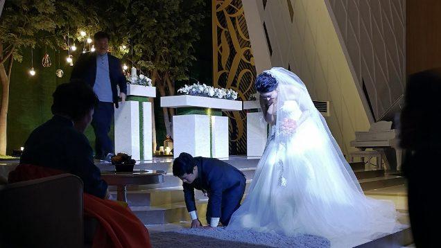 結婚式 友人 マナー
