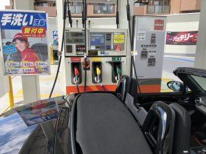 【NDロードスター】高速道路の燃費が良くなる速度は?