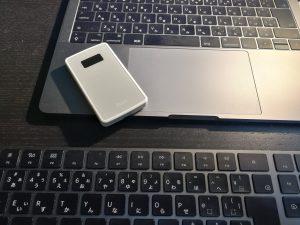 【購入レビュー】最小モバイルルータMP01LNはどこのsimが使える?