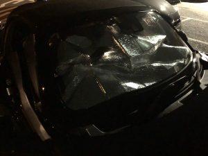 2シーターのNDロードスターで182センチの俺が車中泊してみた。
