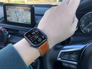 【Apple Watch4】純正以外でおすすめのレザーバンドまとめ