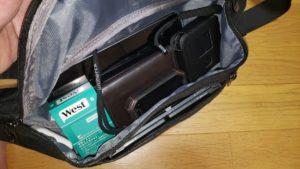 KANGOLのウエストポーチがiPad mini5専用品の様にピッタリだった!