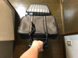 【EDIZIONE LIMITATA】パソコンがキレイに収まる本皮ブリーフケース!
