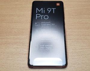 【Xiaomi 9t pro】格安ハイエンドスマホ購入レビュー!