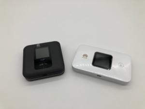 FS040WとHUAWEI E5785 SIMフリーモバイルルーターを比較!